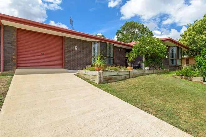 Picture of 6 Banksia Drive, GYMPIE QLD 4570