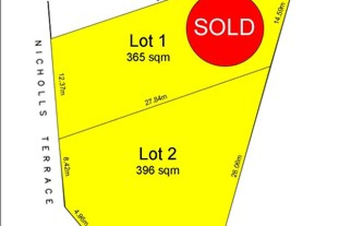 Picture of Lot 2/64 Lewis Crescent, WOODVILLE WEST SA 5011