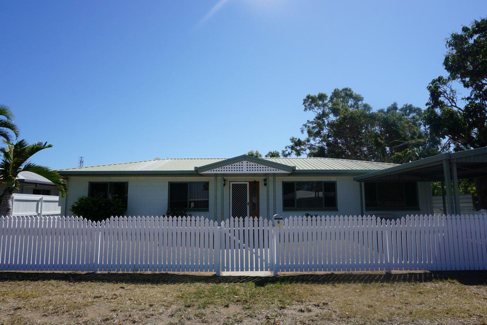 6 Oak Crescent, Bowen QLD 4805, Image 1