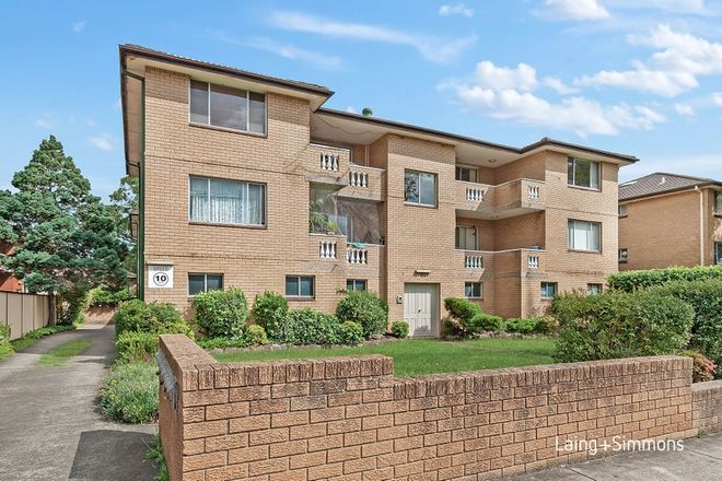 Picture of 4/36-38 Clyde Street, GRANVILLE NSW 2142