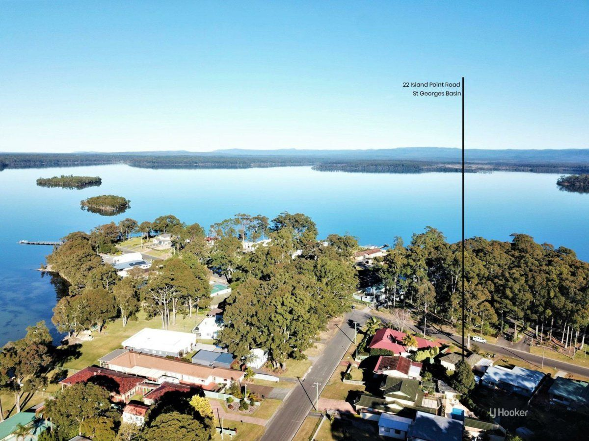 22 Island Point Road, St Georges Basin NSW 2540, Image 1
