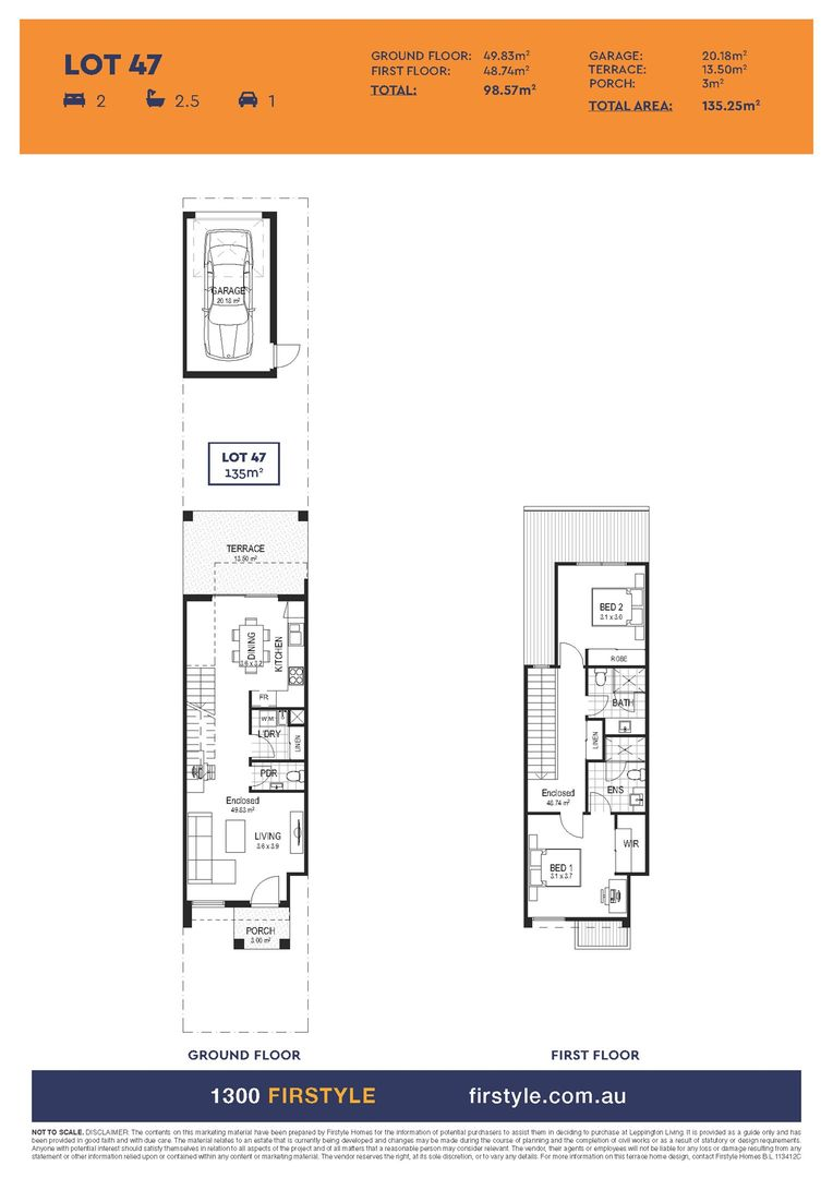 Lot 47 Sixth Avenue, Austral NSW 2179, Image 1