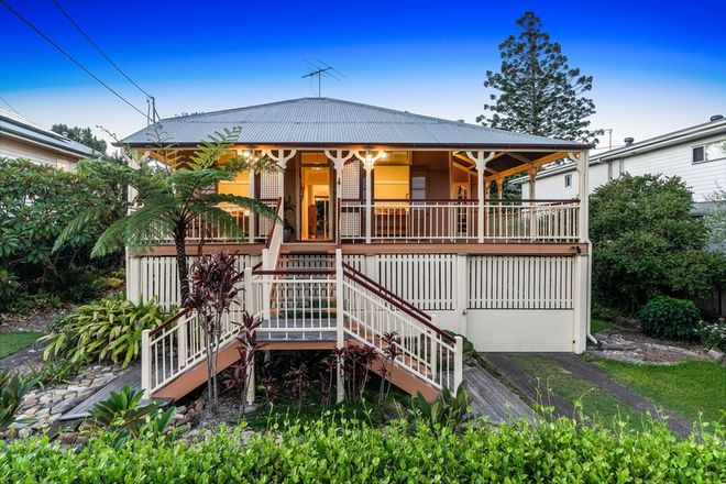 Picture of 55 Curtis Street, MANLY QLD 4179