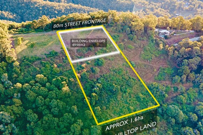 Picture of Lot 73 Nathan Valley Road, MOUNT NATHAN QLD 4211