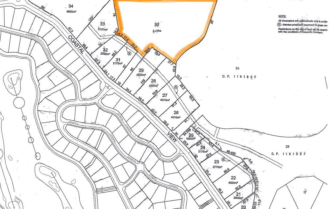 Lot 30 Coastal View Drive, Tallwoods Village NSW 2430, Image 0
