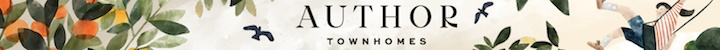 Branding for Author Townhomes