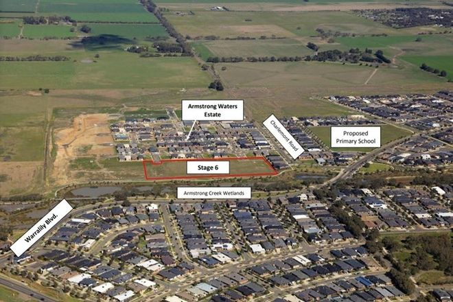 Picture of Lot 613 Eagle Road, GEELONG VIC 3220