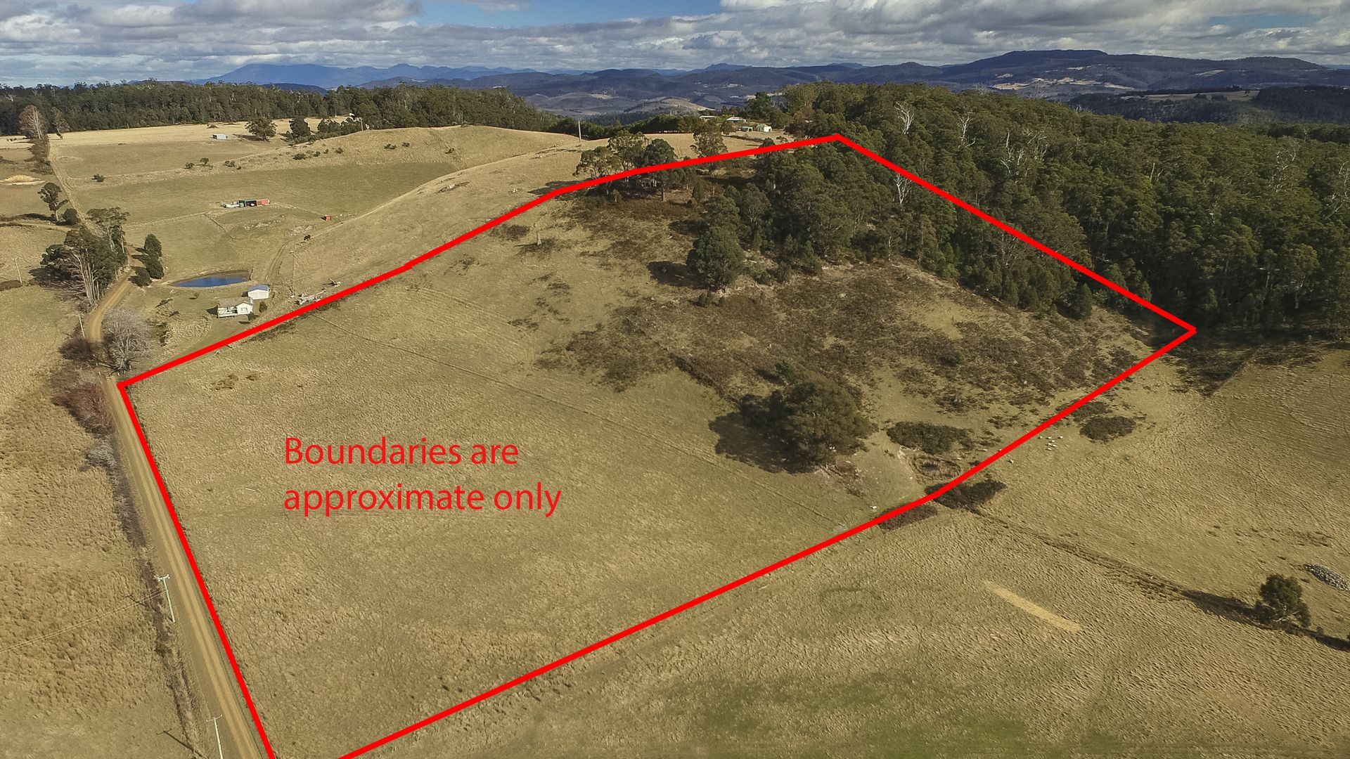 Lot 1, 68 Hungry Flats Road, Tunnack TAS 7120, Image 1