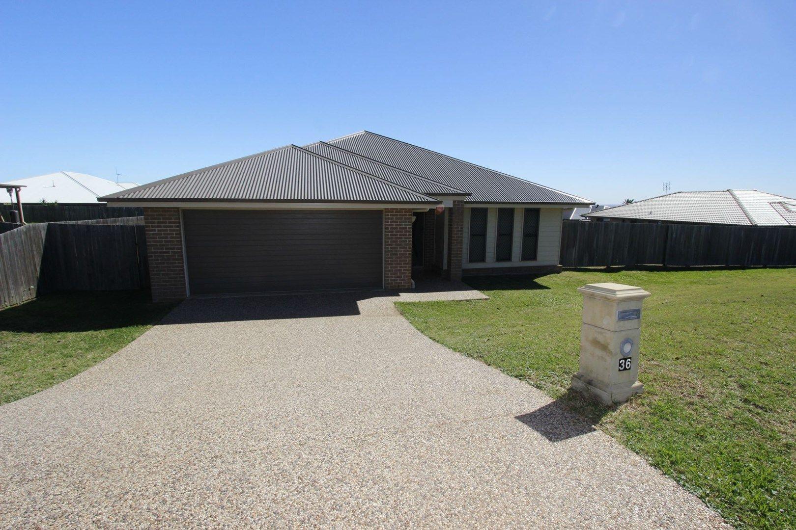 36 Kalimna Drive, Highfields QLD 4352, Image 0