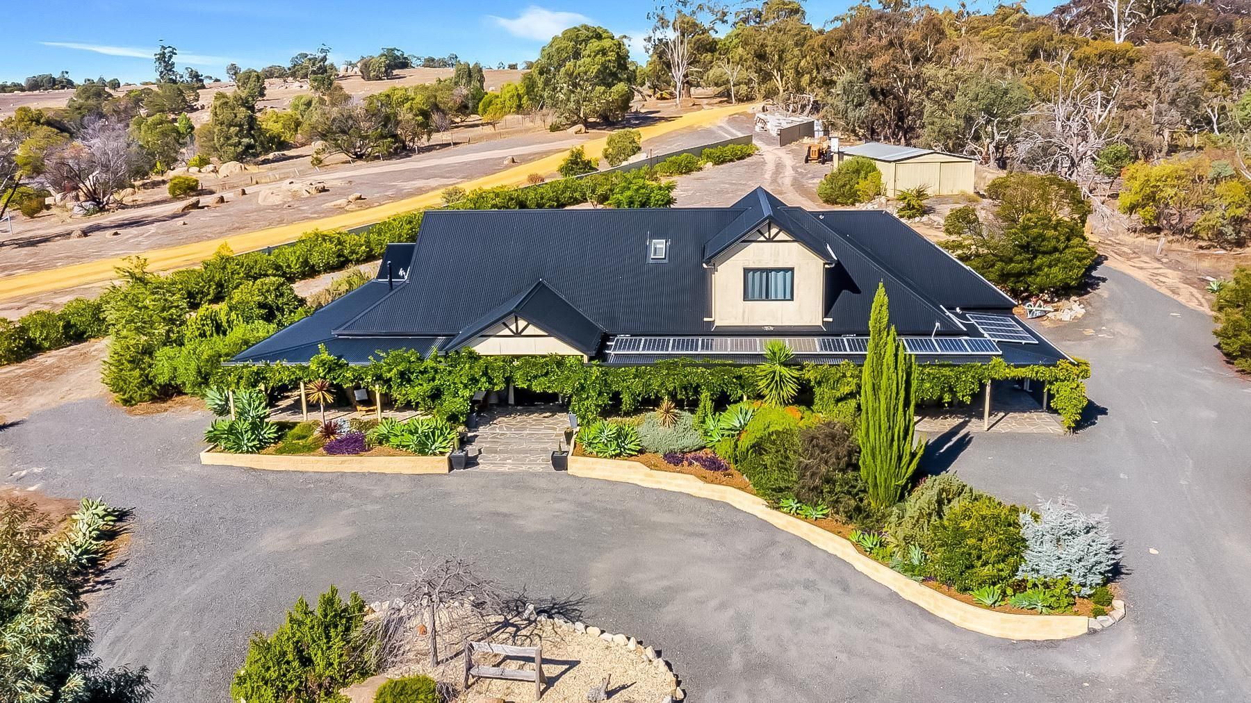 611 Panrock Reservoir Road, Great Western VIC 3374, Image 0