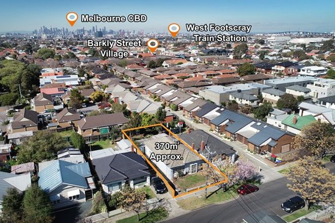 Picture of 53 Elphinstone Street, FOOTSCRAY VIC 3011