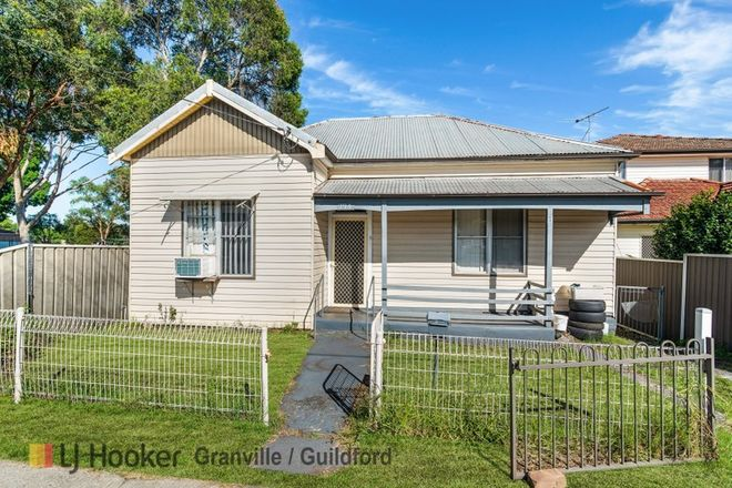 Picture of 194 Blaxcell Street, GRANVILLE NSW 2142