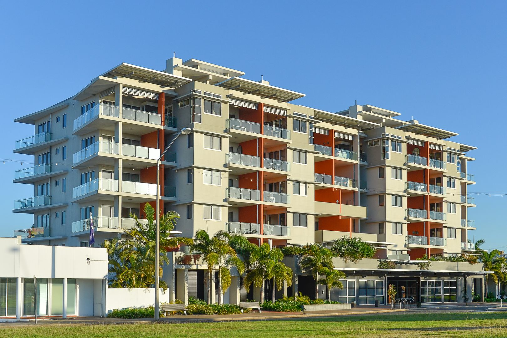 203/35 LORD STREET, Gladstone Central QLD 4680, Image 0