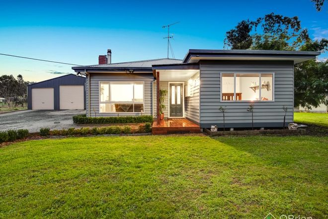 Picture of 49 Riverside Avenue, BUNYIP VIC 3815