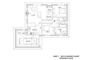 Unit 1, Lot 23 Nanke Court, Prospect Vale TAS 7250