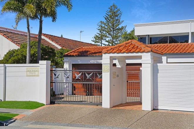 Picture of 1/18 Alfred  Street, MERMAID BEACH QLD 4218