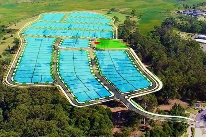 Picture of Lots Sanctuary View, FLETCHER NSW 2287