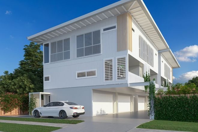 Picture of 1-4/38 Mawarra Street, CHEVRON ISLAND QLD 4217