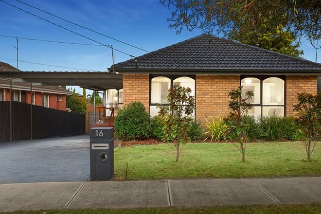 Picture of 16 O'Brien Crescent, BLACKBURN SOUTH VIC 3130