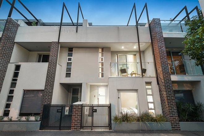 Picture of 20 Iffla Street, SOUTH MELBOURNE VIC 3205