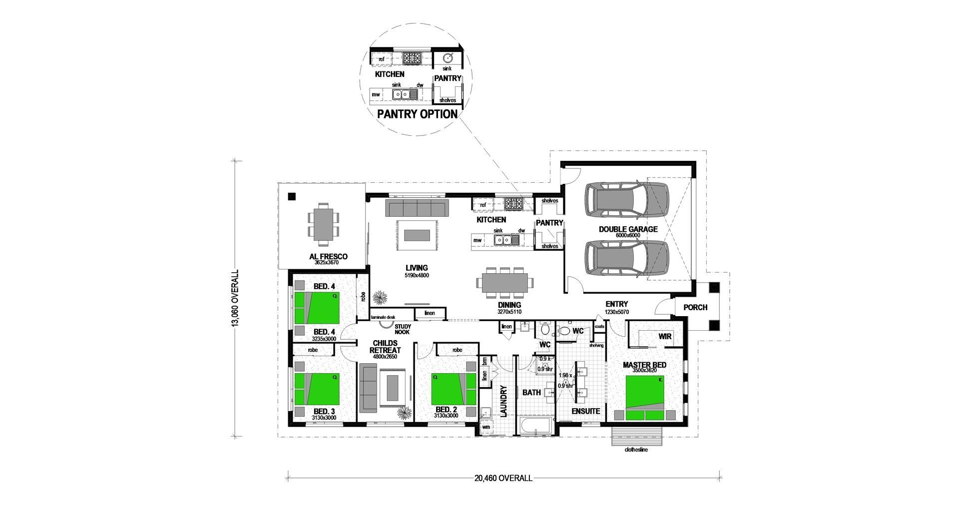"""Lot 40 Pinnacle Circuit """"HEATHWOOD"""", Heathwood QLD 4110, Image 2"""