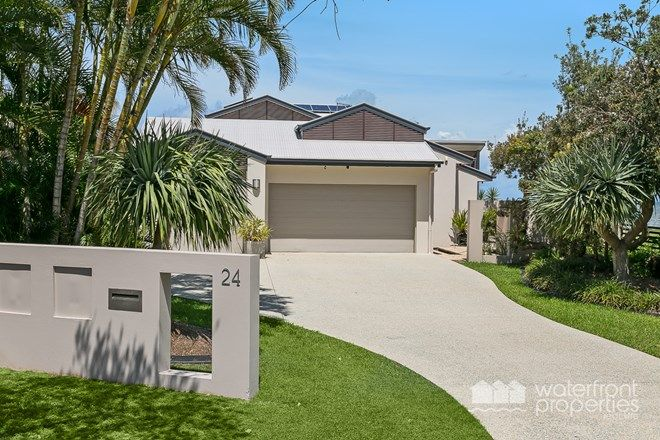 Picture of 24 WOODCLIFFE CRESCENT, WOODY POINT QLD 4019
