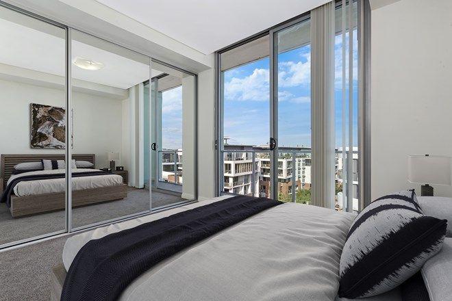 Picture of 5605/42-44 Pemberton Street, BOTANY NSW 2019