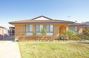 Picture of 4 Braddon Place, Edensor Park NSW 2176
