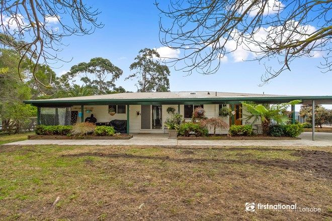 Picture of 165 Cowies Road, TYERS VIC 3844