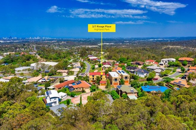 Picture of 7 Rivage Place, HIGHLAND PARK QLD 4211