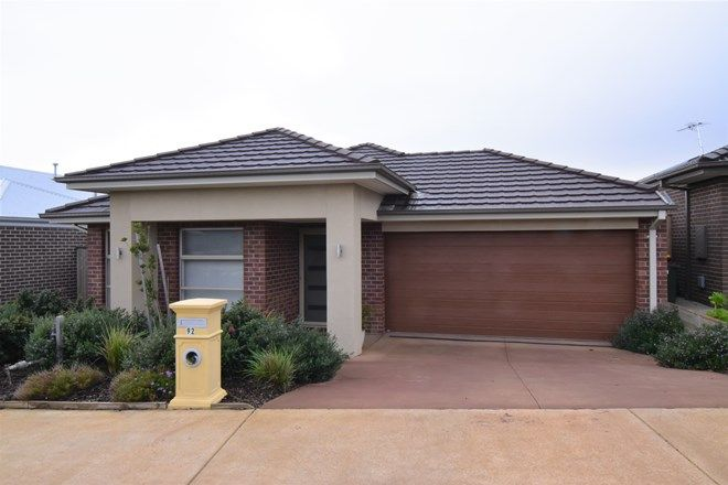Picture of 92 Oceania Drive, CURLEWIS VIC 3222