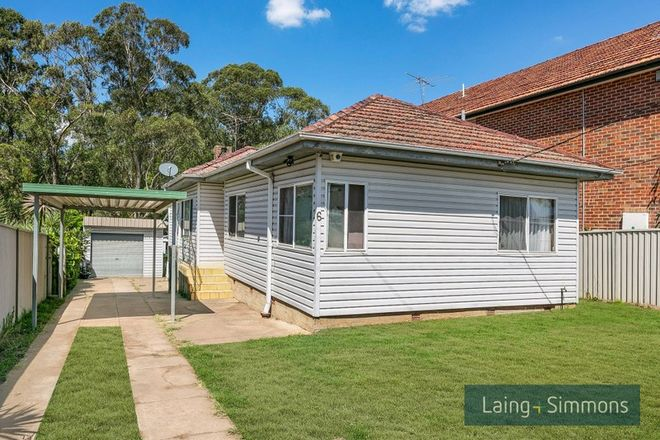 Picture of 6 Davidson Road, GUILDFORD NSW 2161