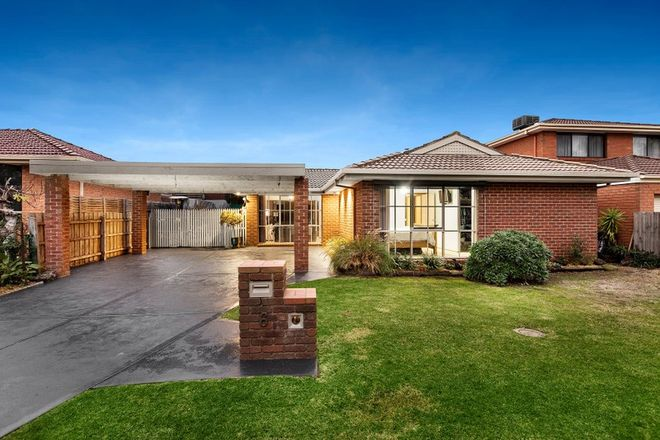 Picture of 6 Keaton Way, ASPENDALE GARDENS VIC 3195