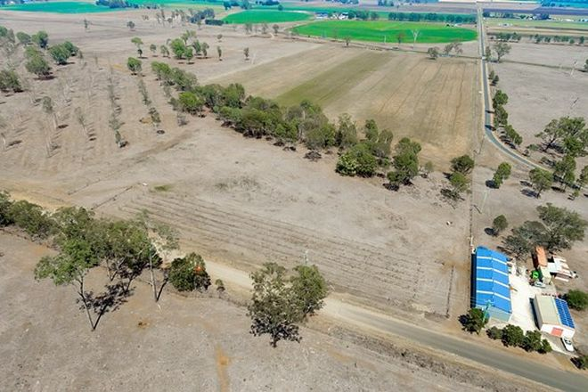 Picture of Lot 4 Red Hill Road, WILSONS PLAINS QLD 4307