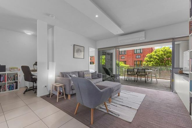 Picture of 19/258 Arthur Street, FORTITUDE VALLEY QLD 4006