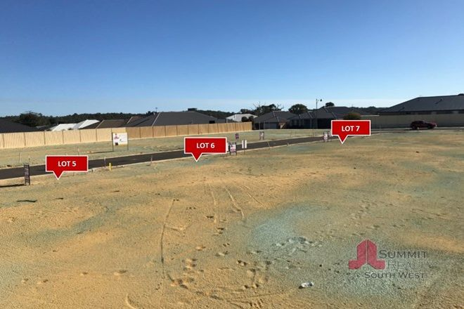 Picture of Lot 6, 24 Wandoo Way, EATON WA 6232