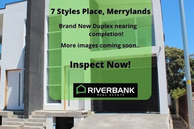 Picture of 7 Styles Place, MERRYLANDS NSW 2160