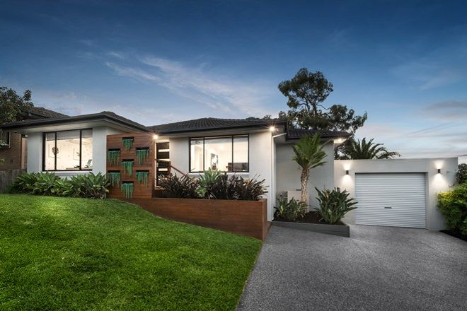 Picture of 11 Kentwood Road, MACLEOD VIC 3085