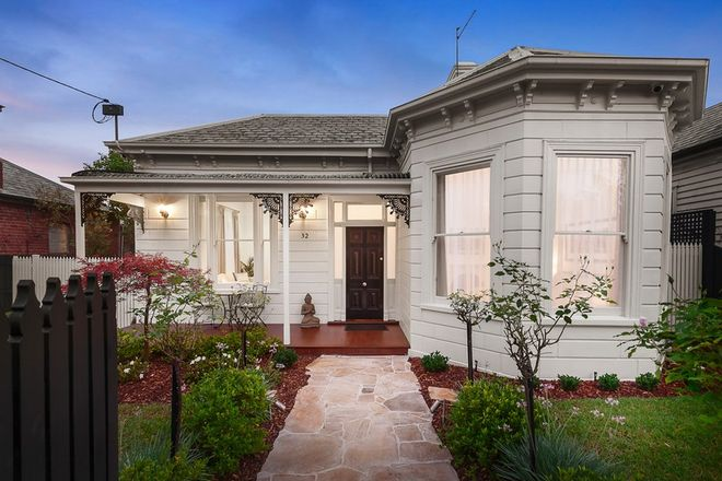 Picture of 32 Hastings Road, HAWTHORN EAST VIC 3123