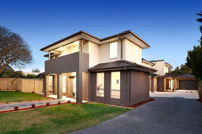 Picture of 1-3/24 Elmhurst Road, BAYSWATER NORTH VIC 3153