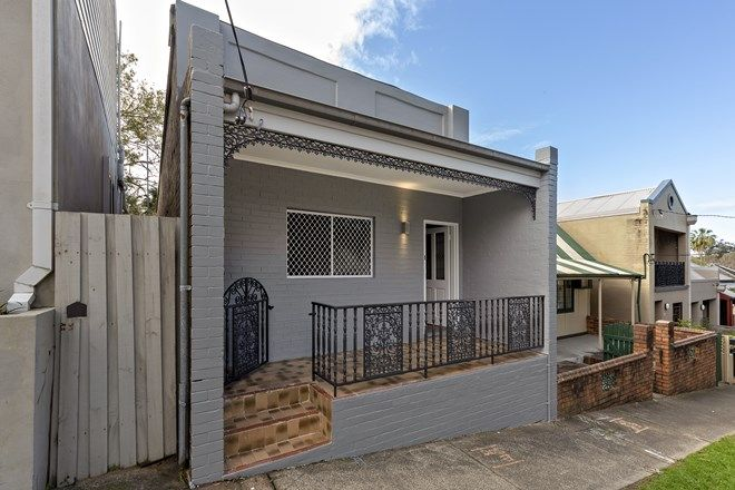 Picture of 8A Denison Street, ROZELLE NSW 2039