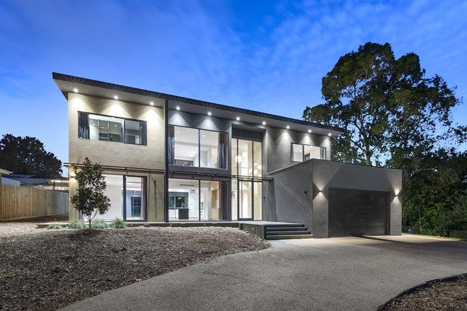 Picture of 1 Williams Road, RINGWOOD NORTH VIC 3134