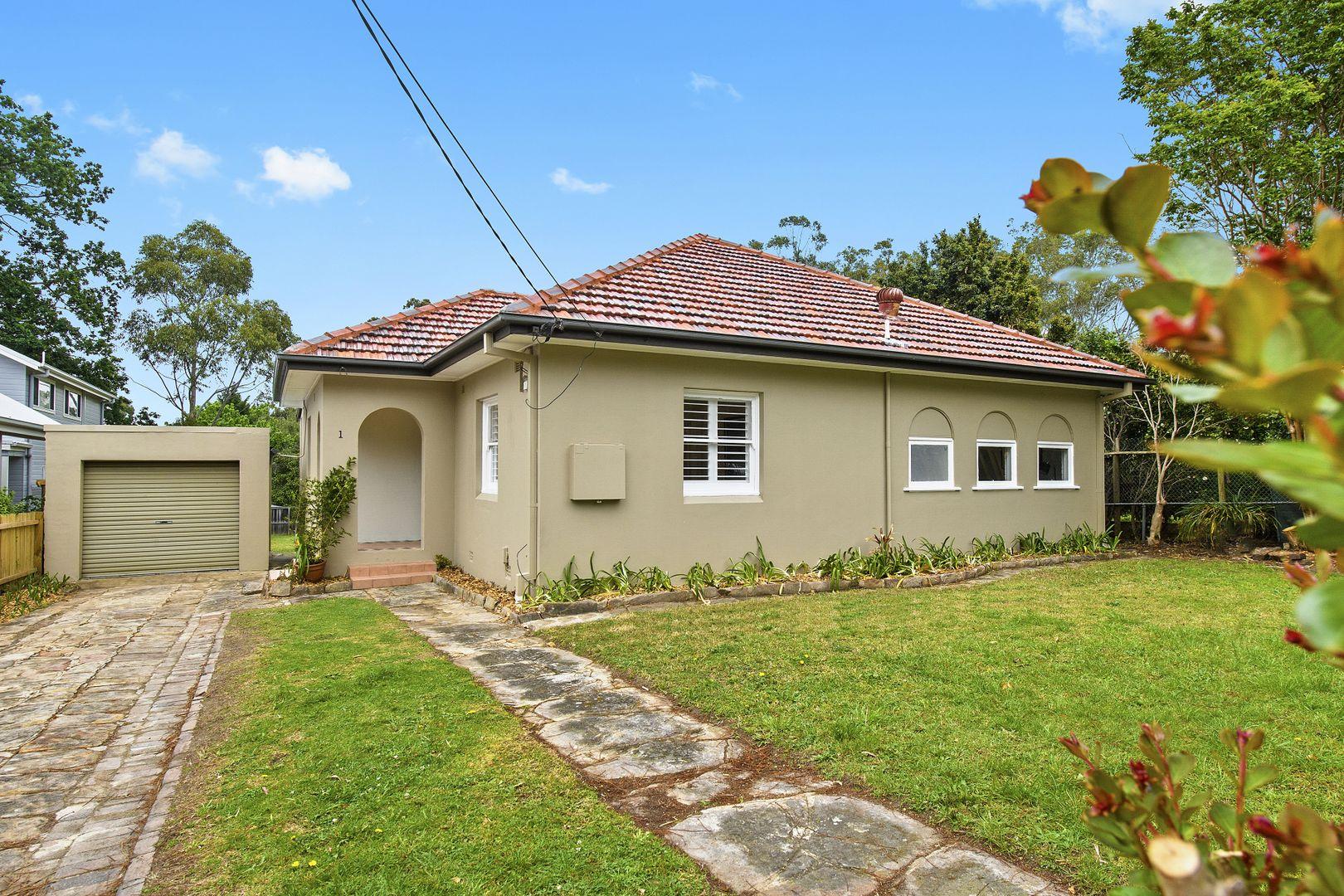 1 Kiogle Street, Wahroonga NSW 2076, Image 0