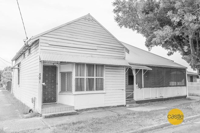 Picture of 58 Fitzroy St, MAYFIELD NSW 2304