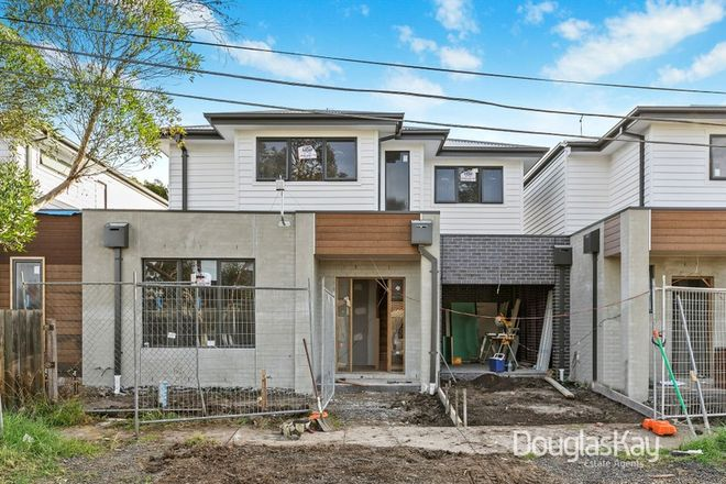 Picture of 1,2,3/3 Castley Crescent, BRAYBROOK VIC 3019