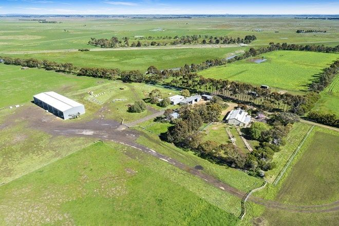 Picture of 1231 Rokewood-Shelford Road, SHELFORD VIC 3329