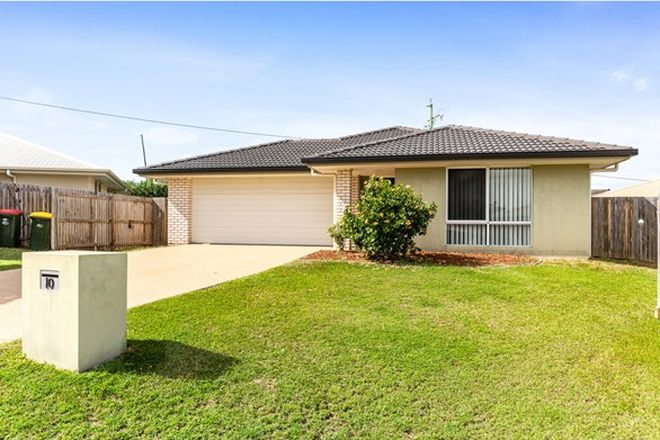 Picture of 10 Hedgerose Way, PARKHURST QLD 4702