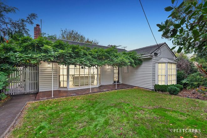 Picture of 41 Kitchener Street, BOX HILL SOUTH VIC 3128