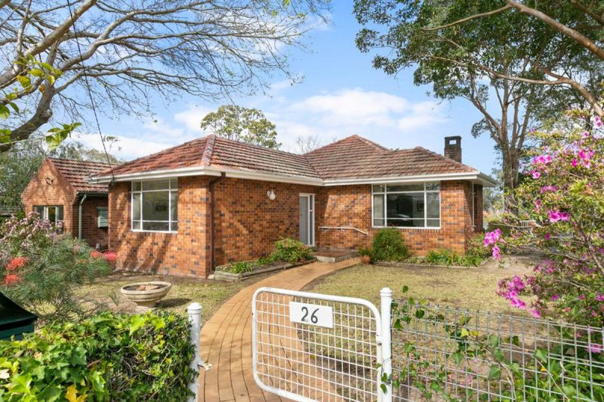 26 Beaumont Road, Killara NSW 2071, Image 0