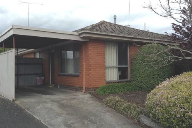 Picture of 4/1-3 Leila Street, TRARALGON VIC 3844